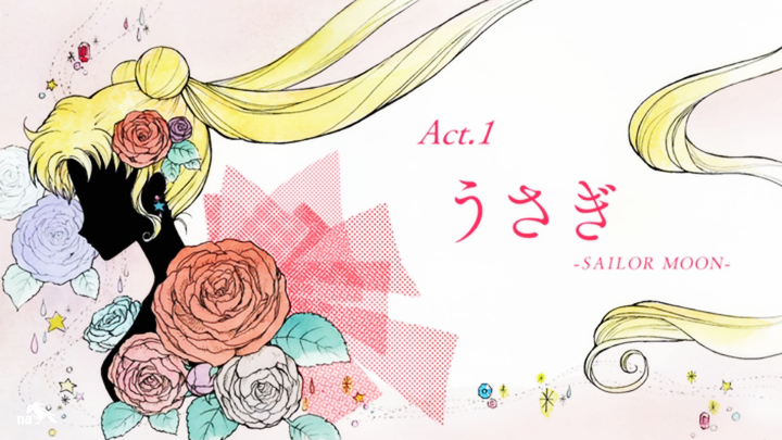 Sailor Moon Crystal Act One Usagi